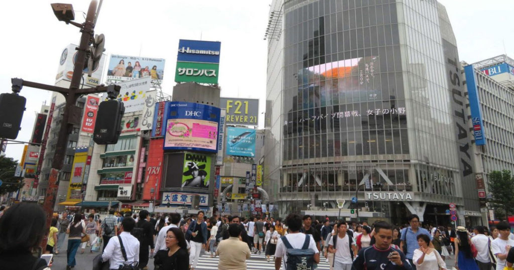 建設ラッシュの渋谷の現在がヤバイ・・・建てまくった結果