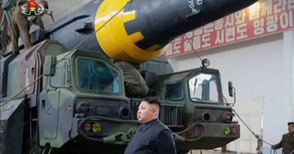 北朝鮮「日本を核で海に沈める」と日本に宣戦布告