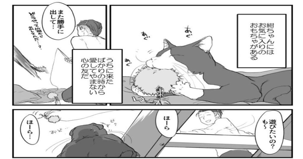 創作漫画超ビビリの紺ちゃん画像5