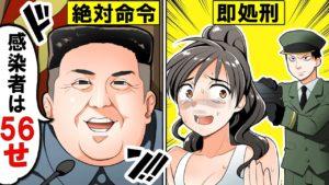 【マンガ動画】北朝鮮で新型コロナの感染者がゼロの理由が圧倒的にヤバすぎ